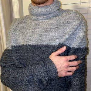 Zara Man - Oversized Sweater